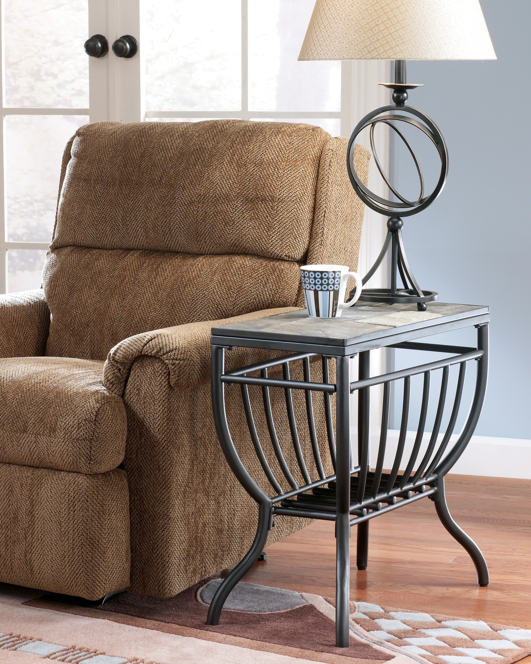 Antigo Accent Table Set from Ashley (T233)   Coleman Furniture