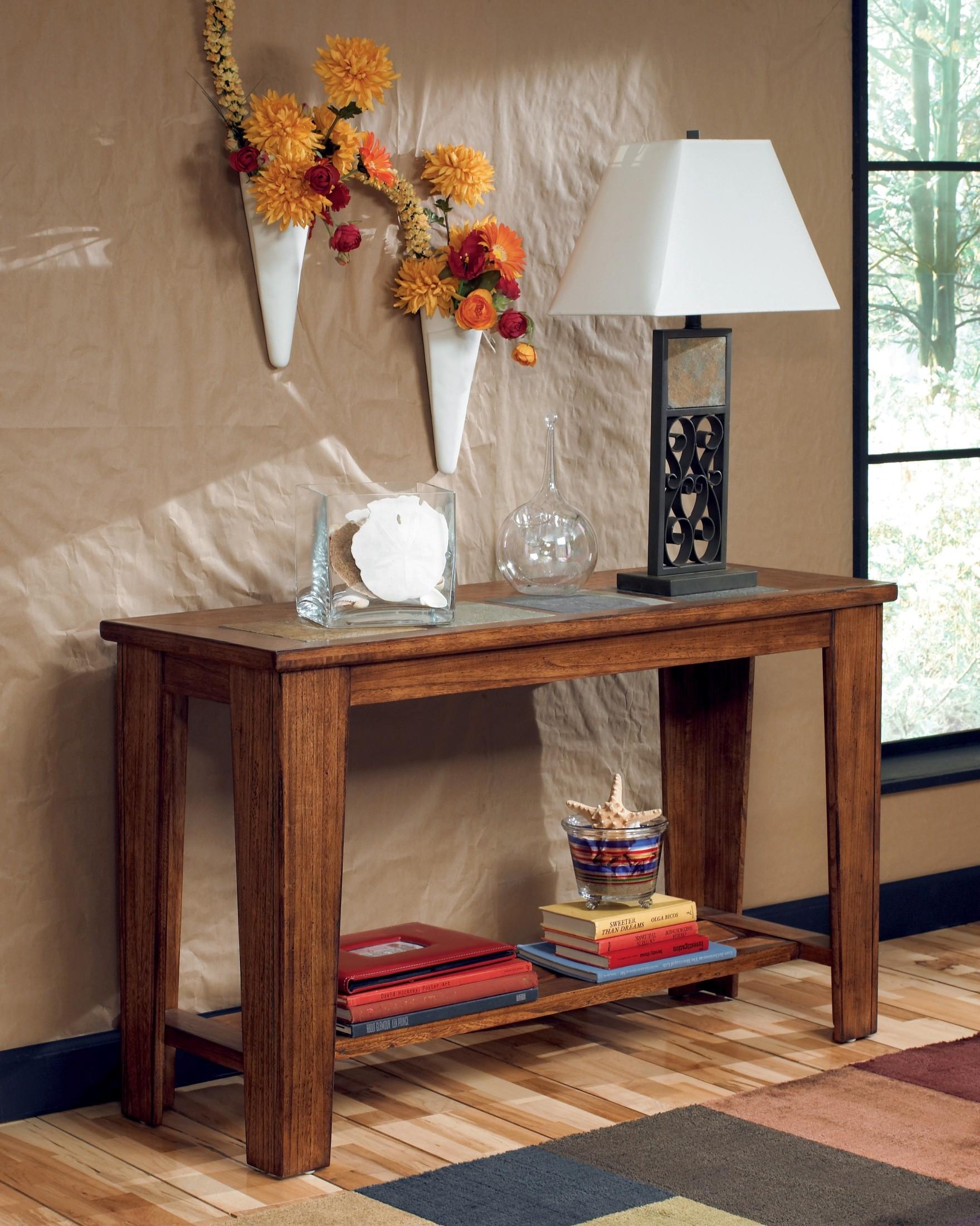 Toscana Sofa Table From Ashley (T353-4)