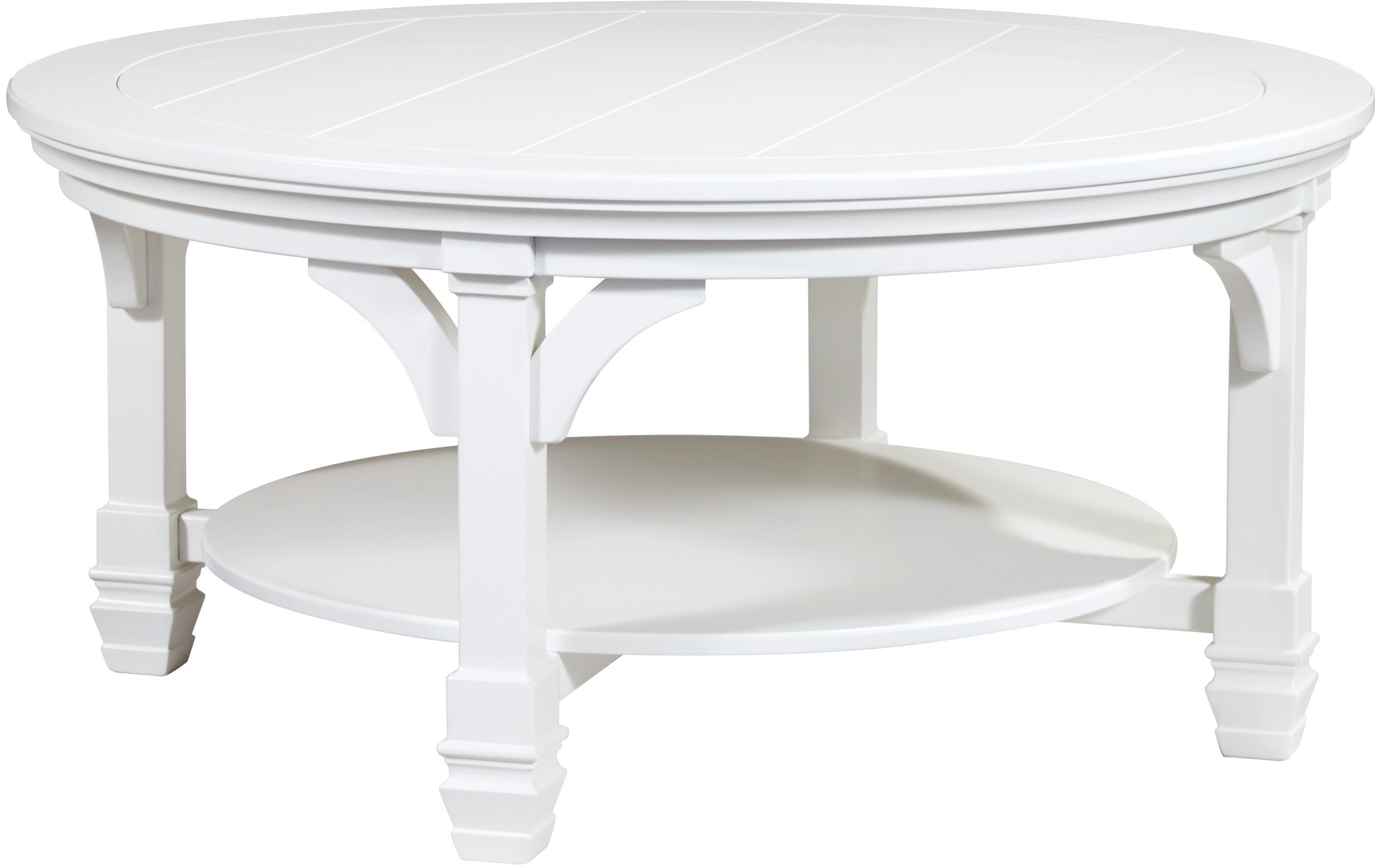 white coffee table mintville white cocktail table from coleman 11759