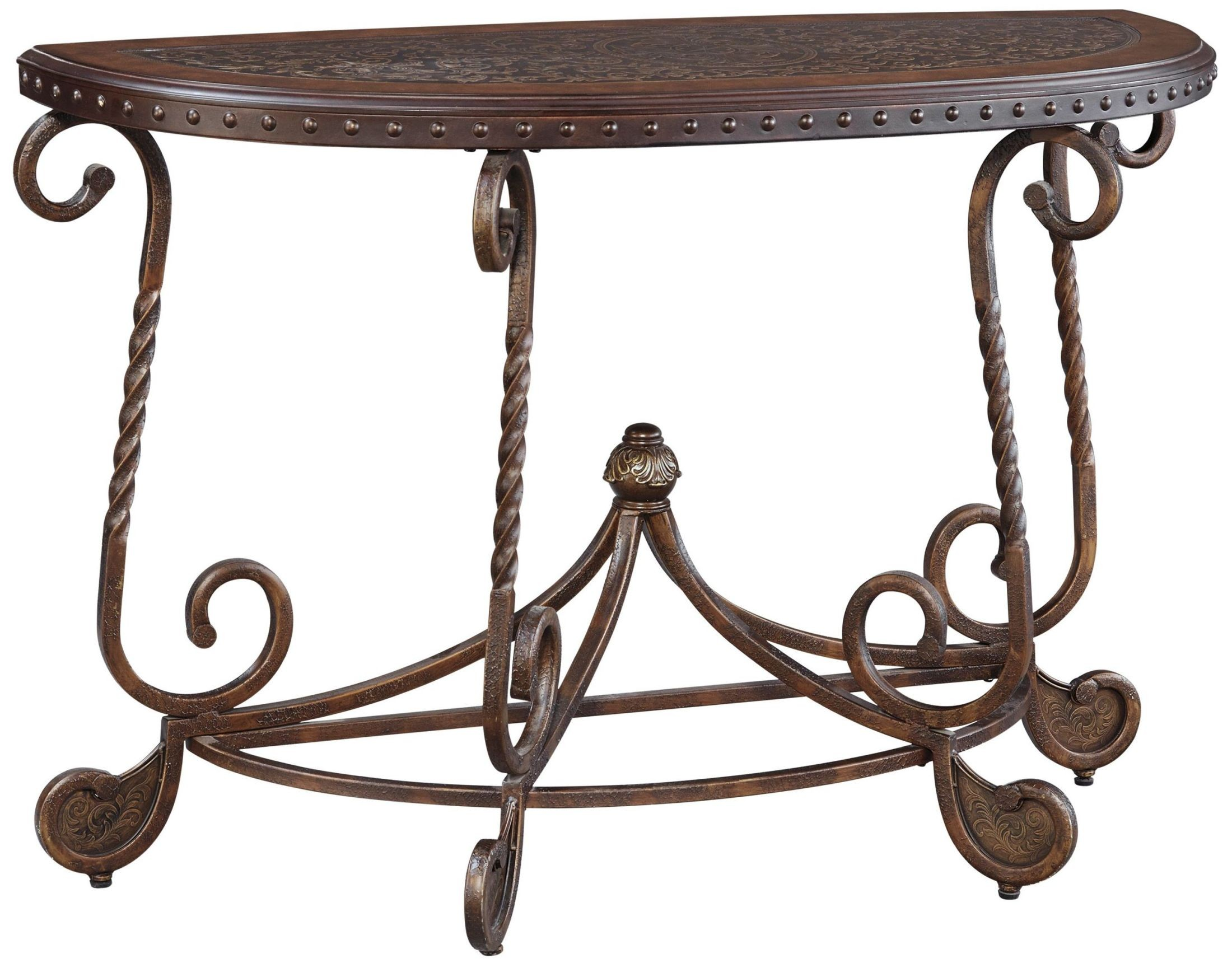 Rafferty sofa table from ashley t382 4 coleman furniture 2299884 geotapseo Image collections