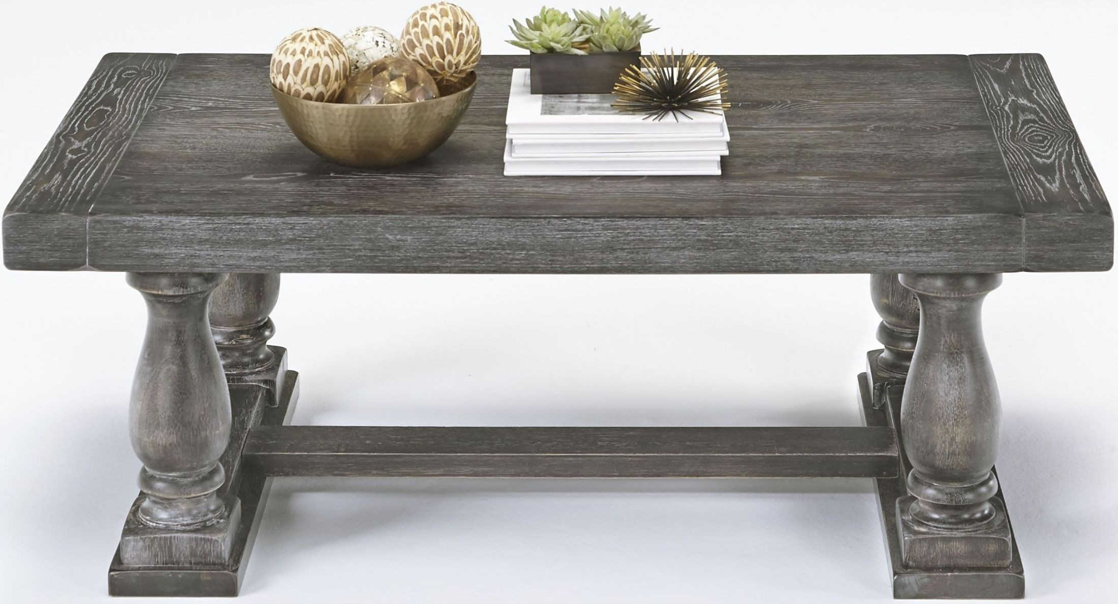 Muse Dove Gray Cocktail Table Muse Dove