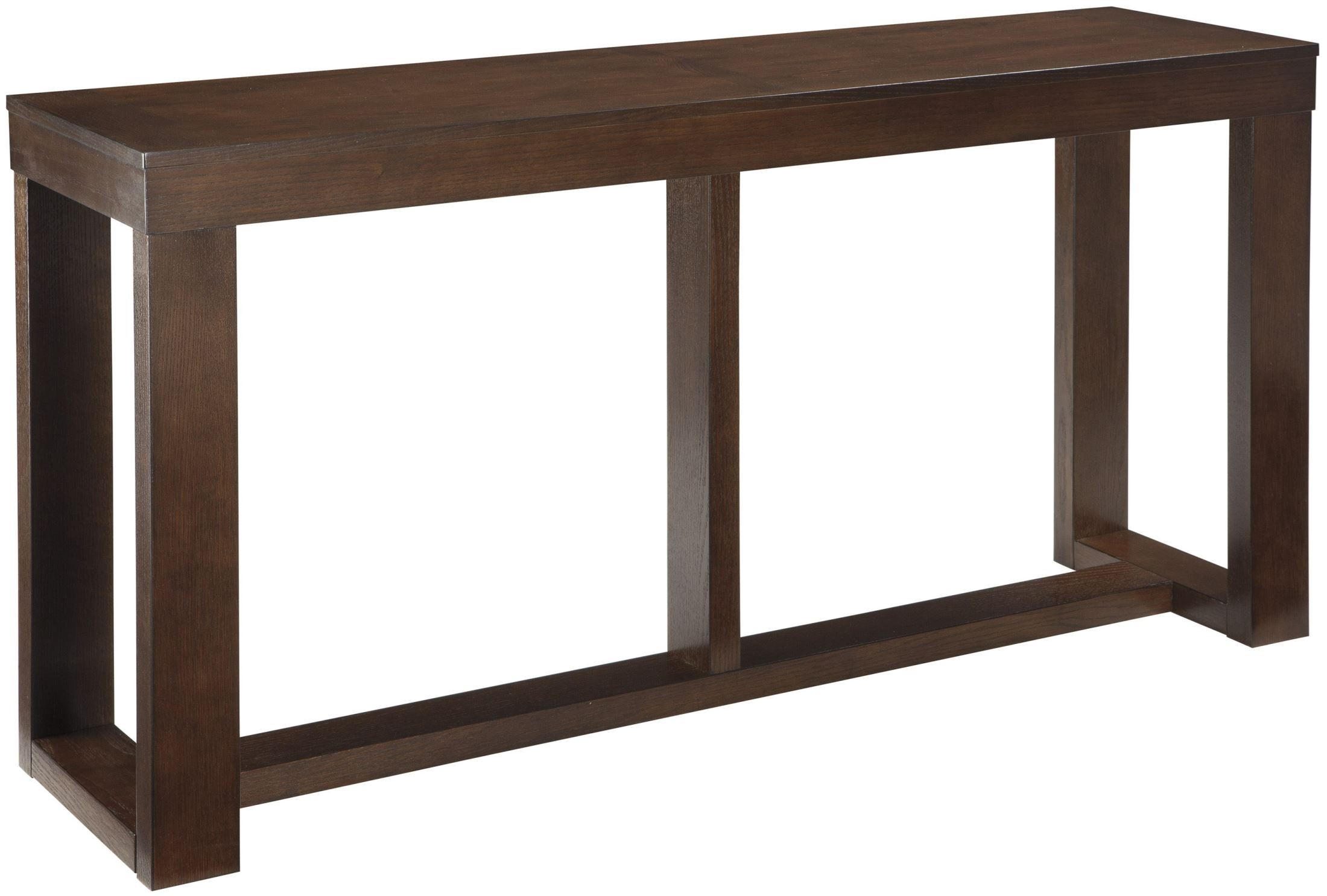 Watson sofa table from ashley t481 4 coleman furniture for 5 sofa table