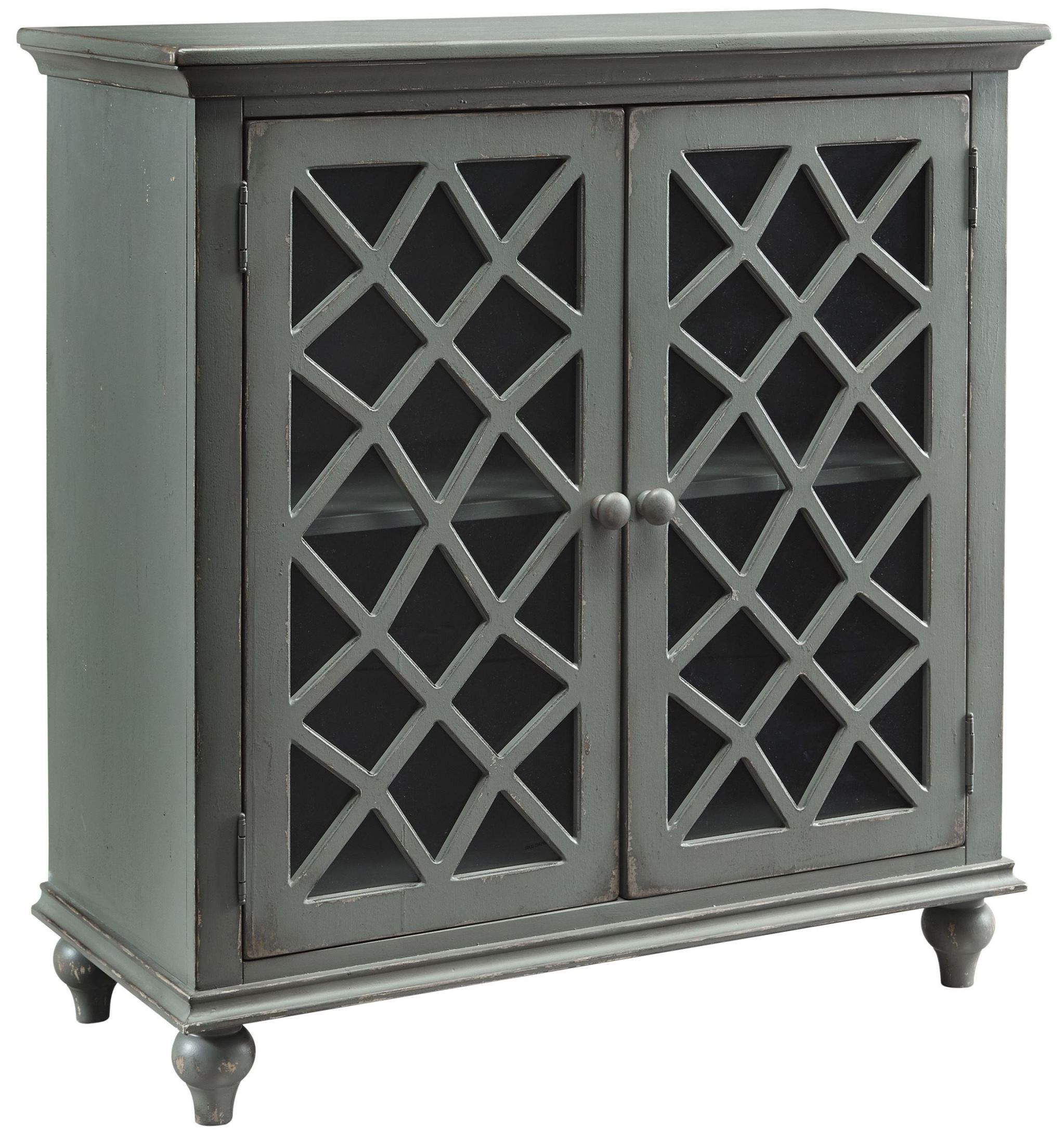 Mirimyn Gray Door Accent Cabinet From Ashley Coleman