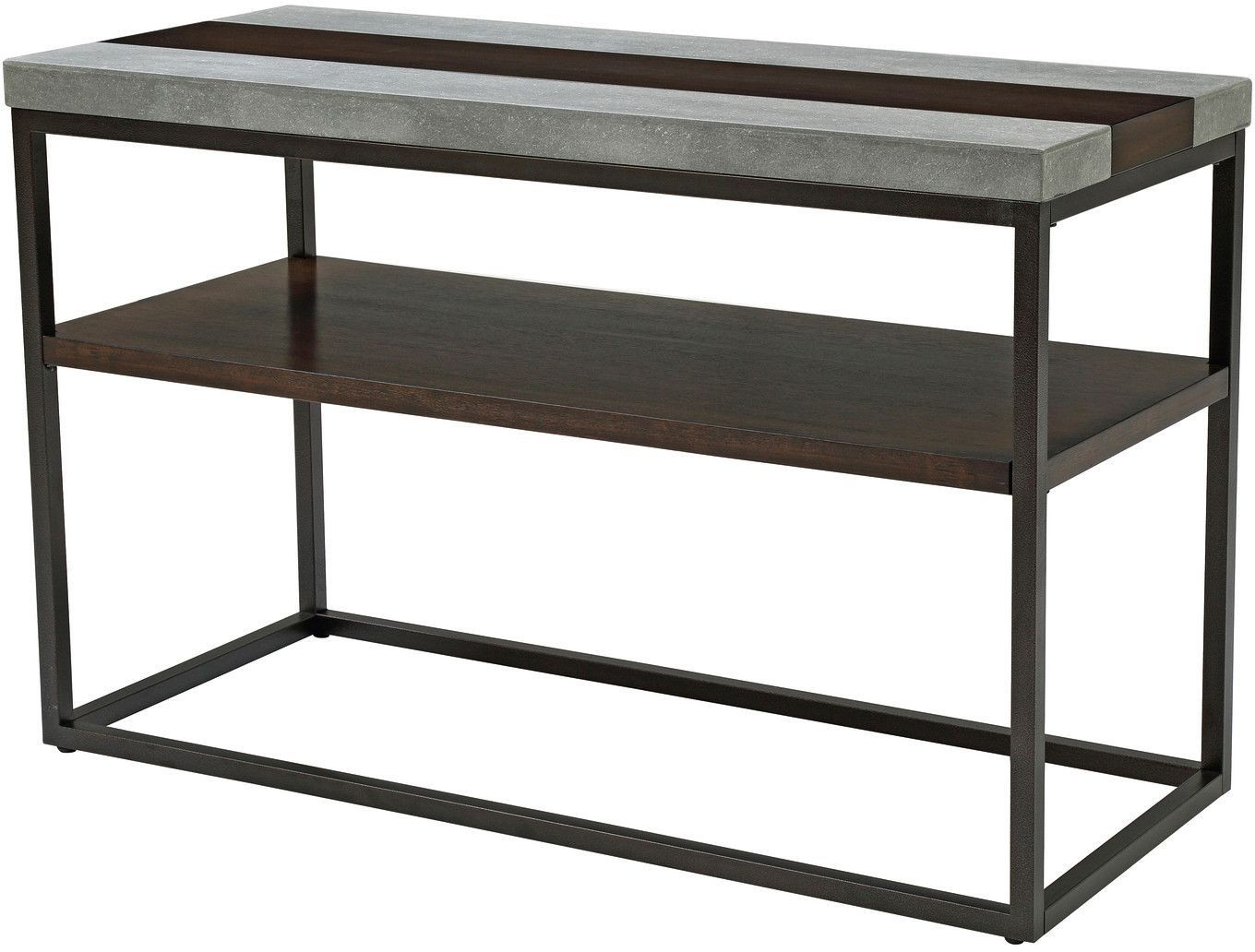 Stoneworks Merlot Natural Stone Sofa Table From Emerald