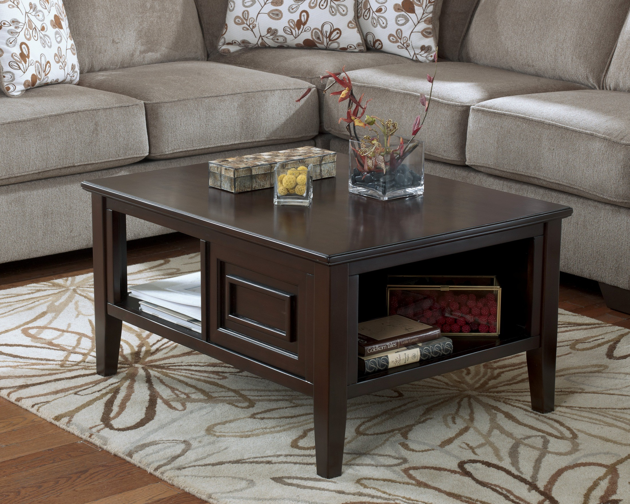 larimer occasional table set from ashley (t654) | coleman furniture