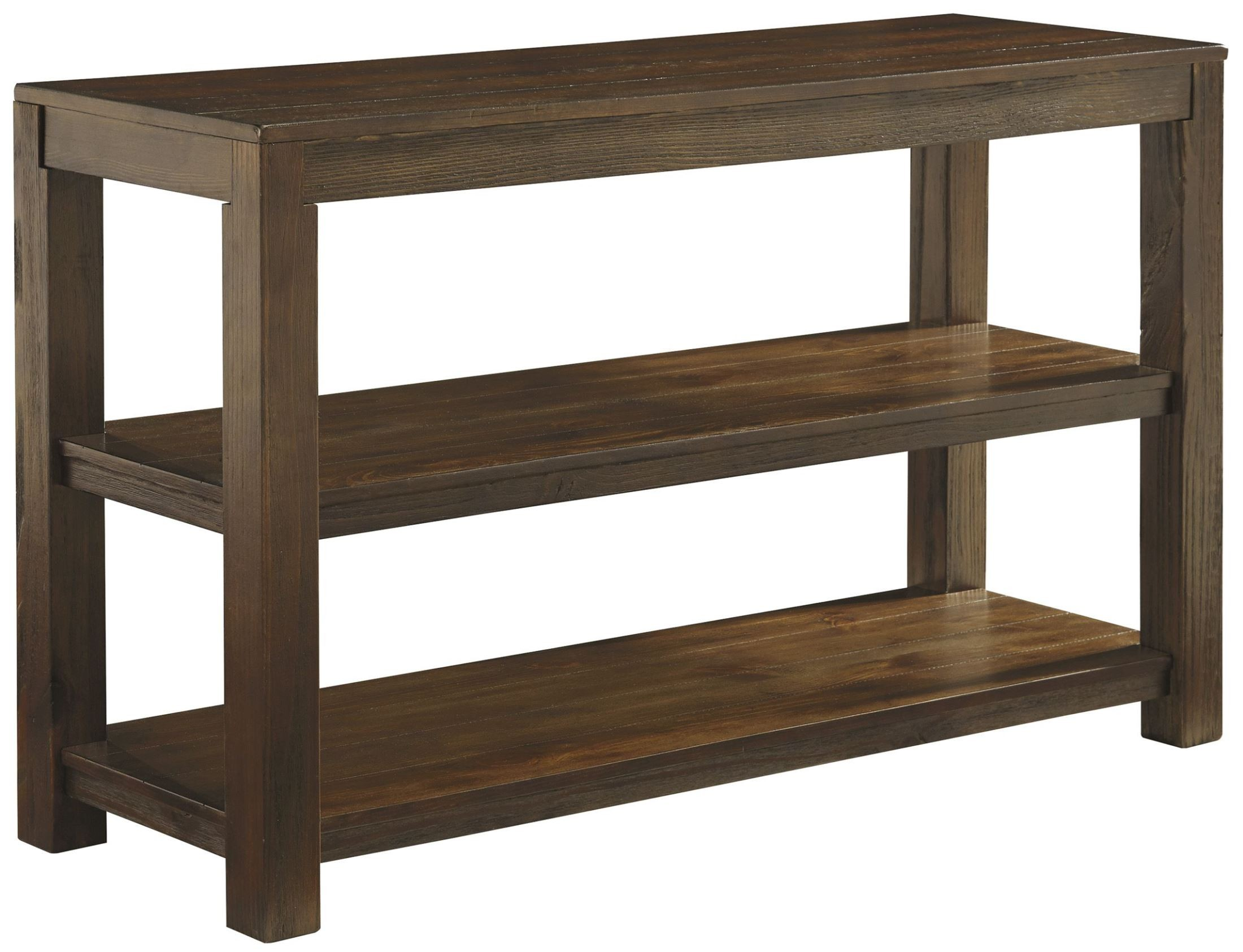 Grinlyn sofa table from ashley t660 4 coleman furniture for 5 sofa table
