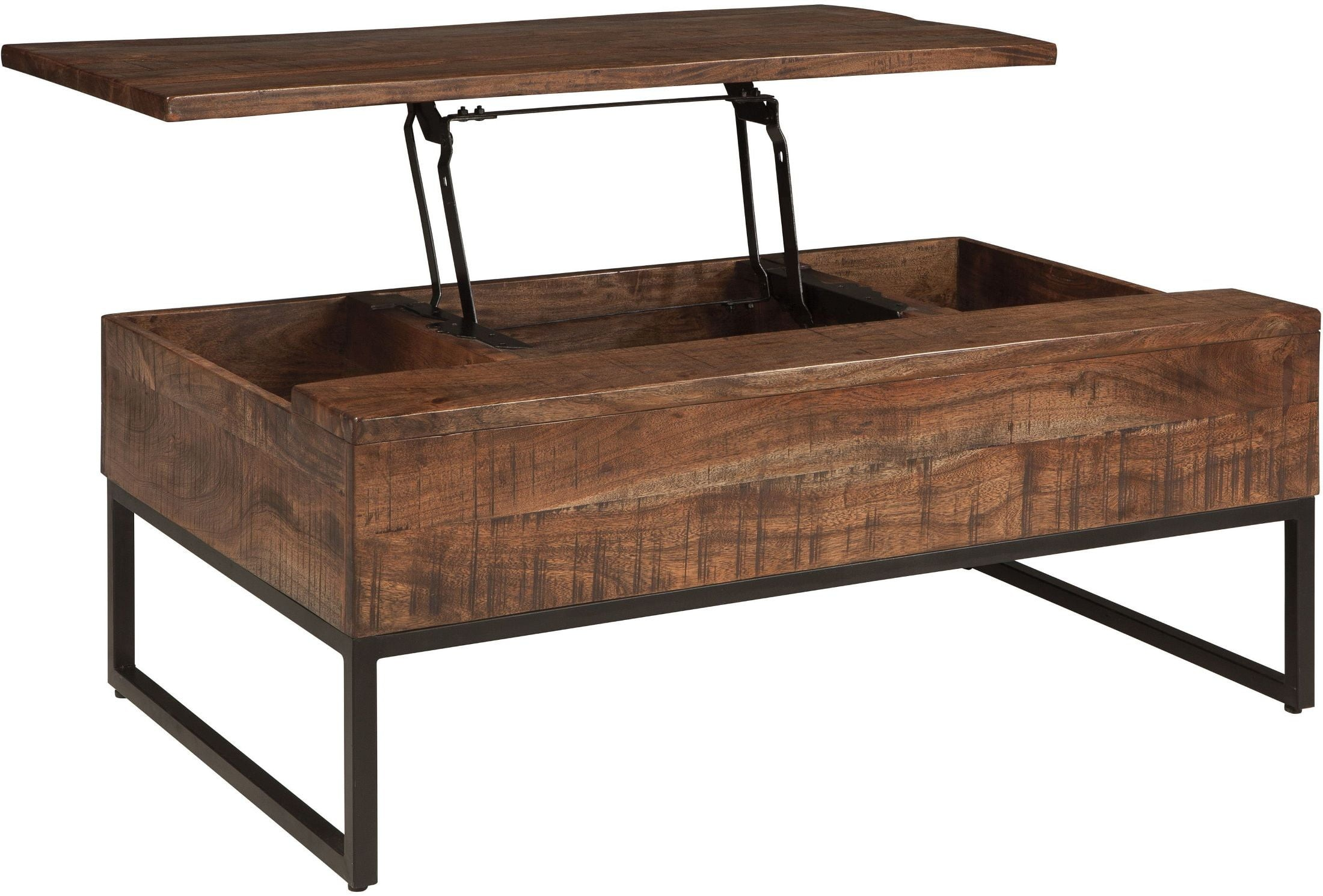 Hirvanton Brown Lift Top Cocktail Table from Ashley