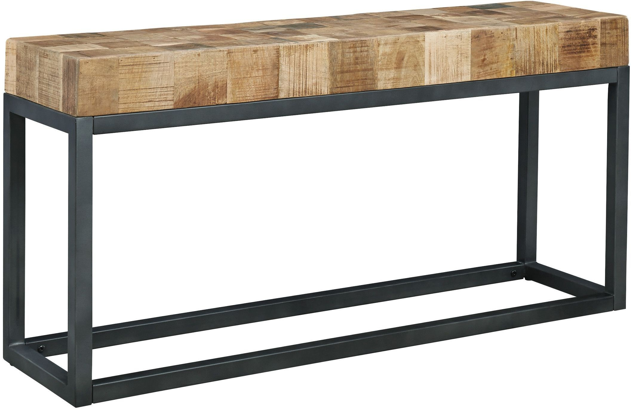 Prinico Two Tone Sofa Table from Ashley