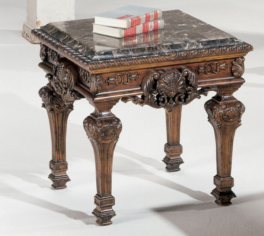 Casa Mollino Square End Table From Ashley T953 2