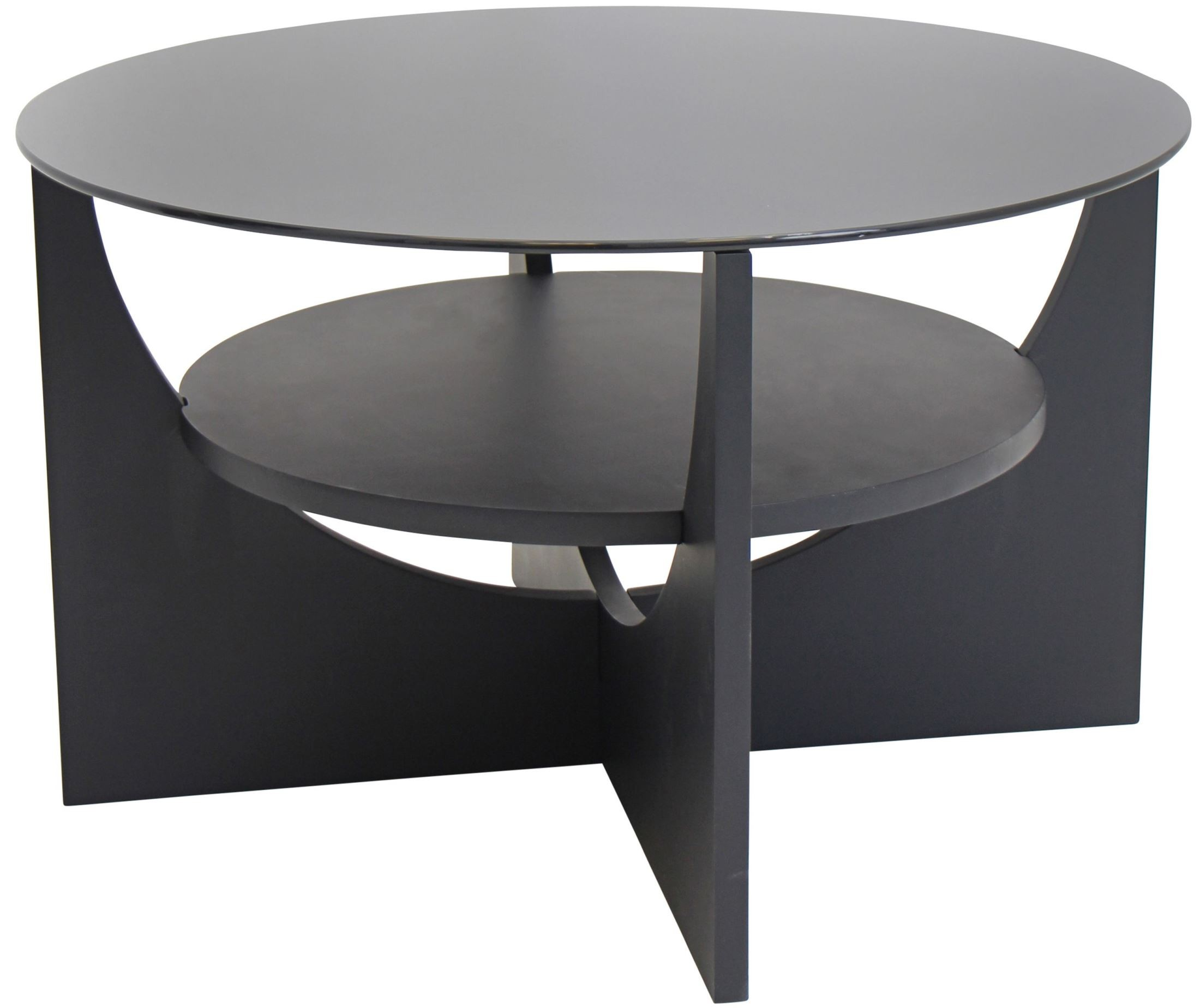 u shaped wenge coffee table from lumisource (tbctu wng)  coleman  - u shaped wenge coffee table