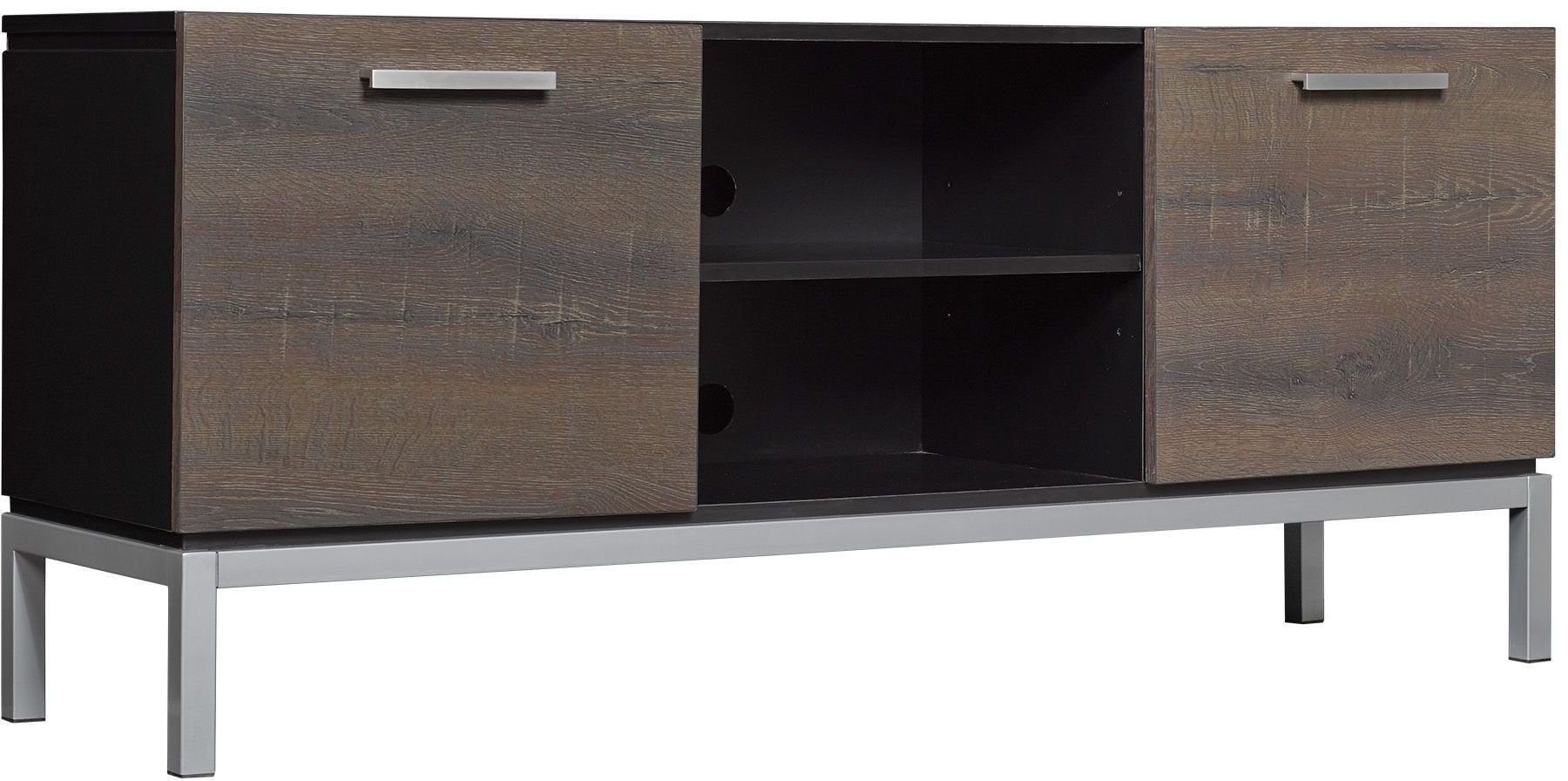 Bell 39 O Black Cutler Bay Tv Stand From Twin Star International Coleman Furniture