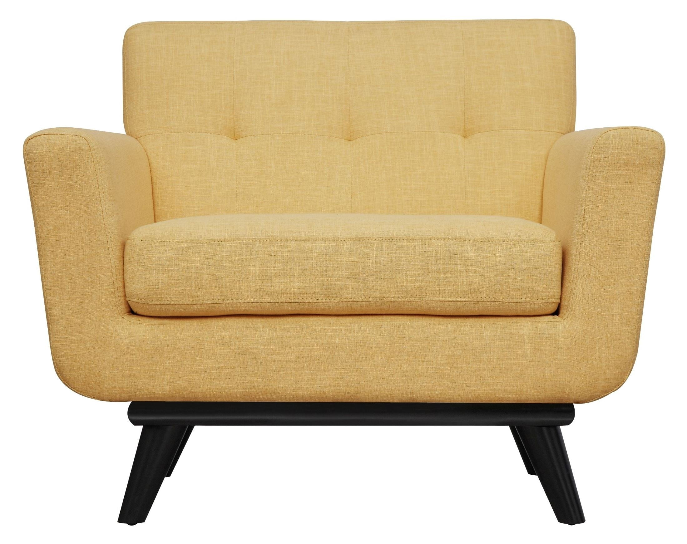 james mustard yellow linen chair from tov a55 coleman furniture. Black Bedroom Furniture Sets. Home Design Ideas