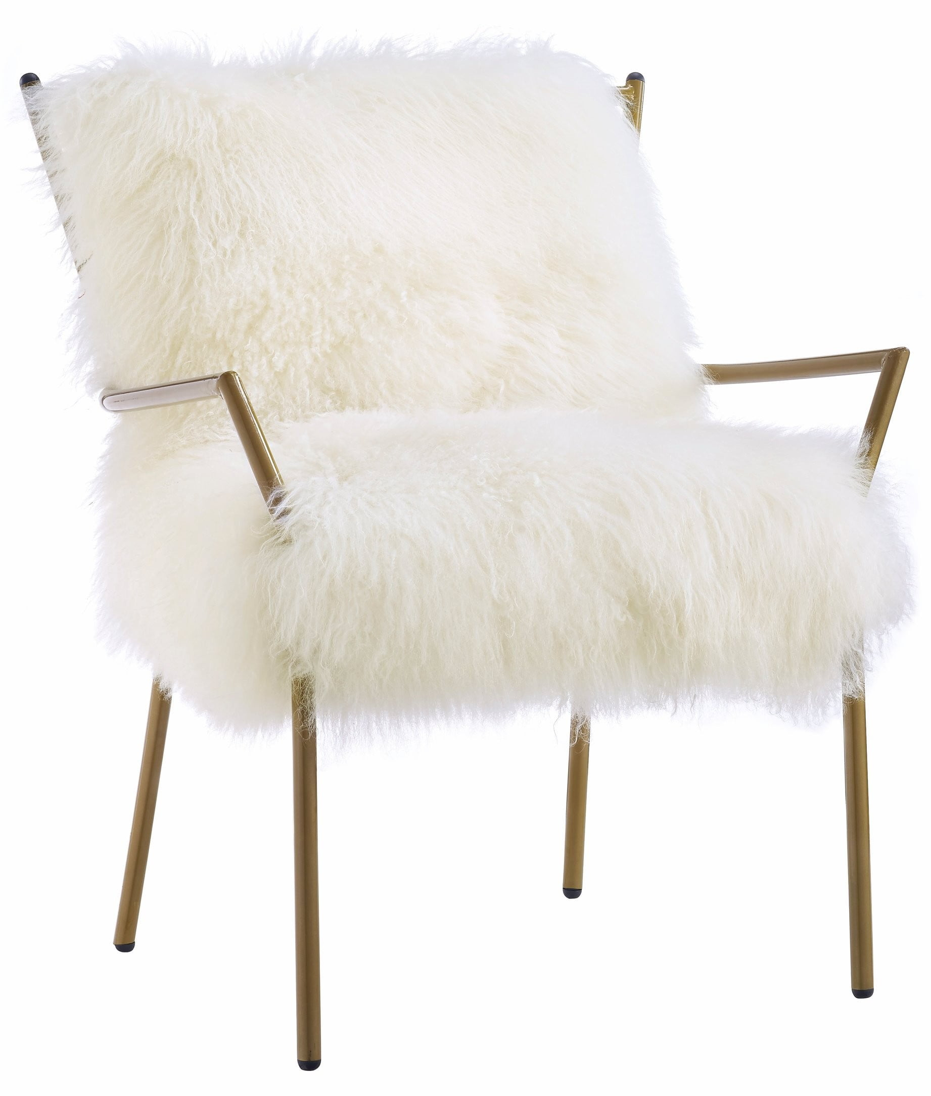 Charming Lena Sheepskin Chair