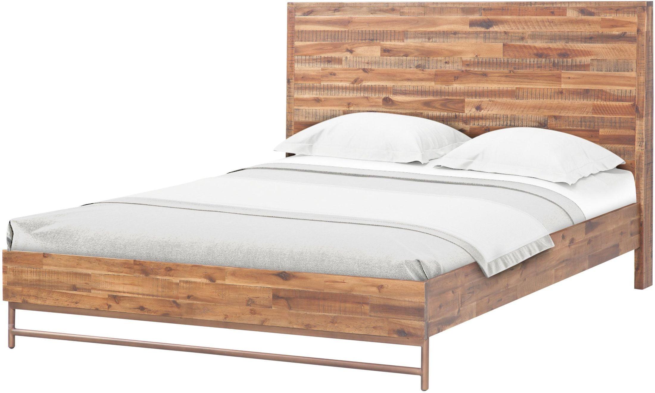 Bushwick Wooden Platform Bedroom Set from TOV Furniture | Coleman ...