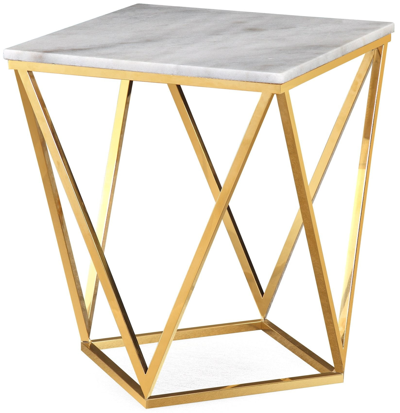 koperhuis cupid side table marble products