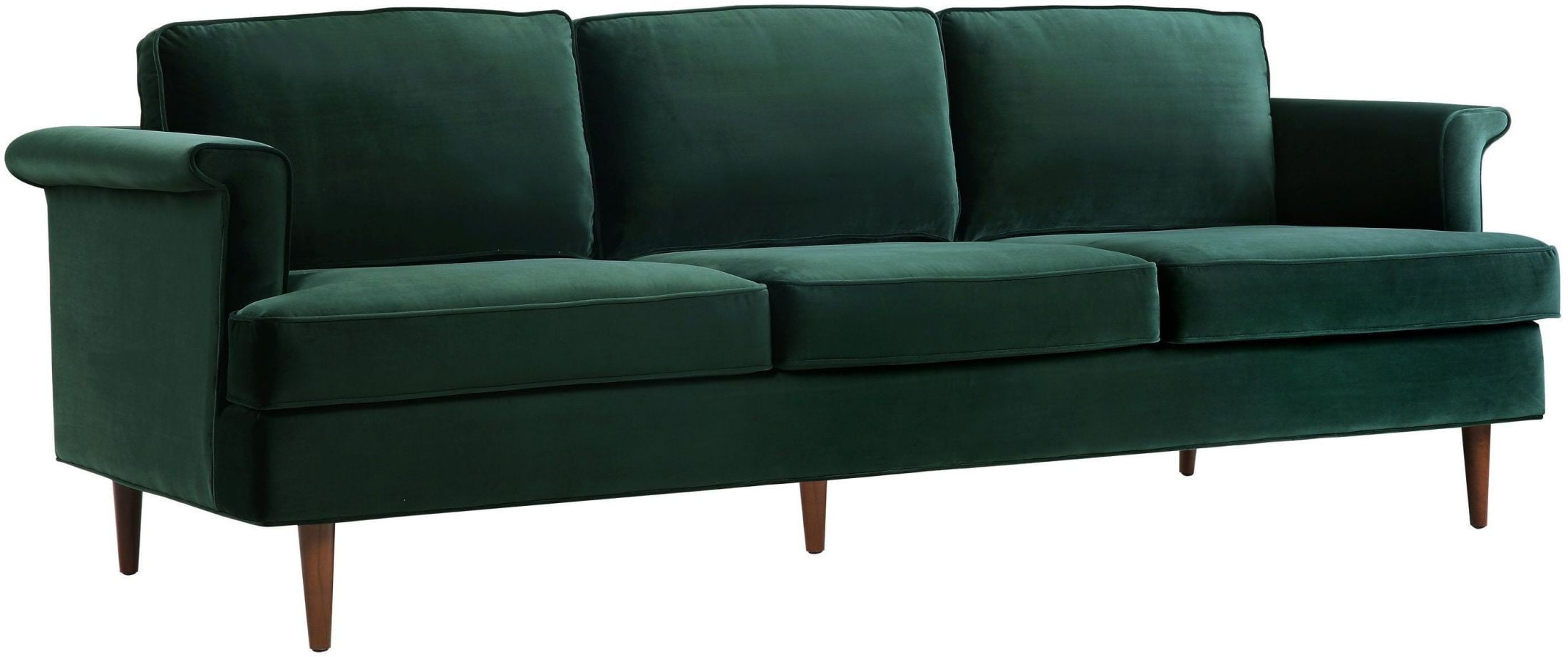 Porter Forest Green Sofa from TOV