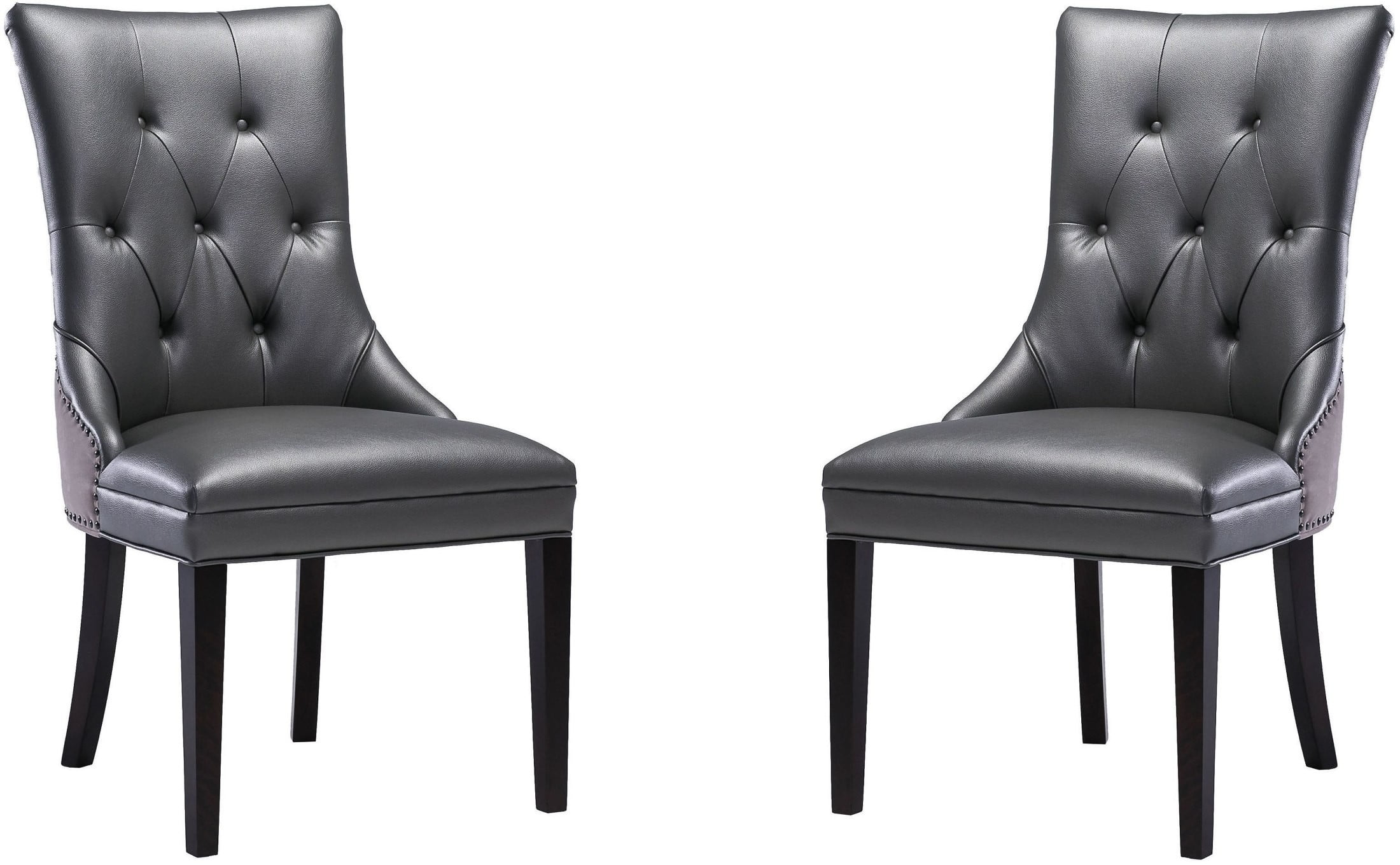 Ester Grey Dining Chair Set of 2 from TOV