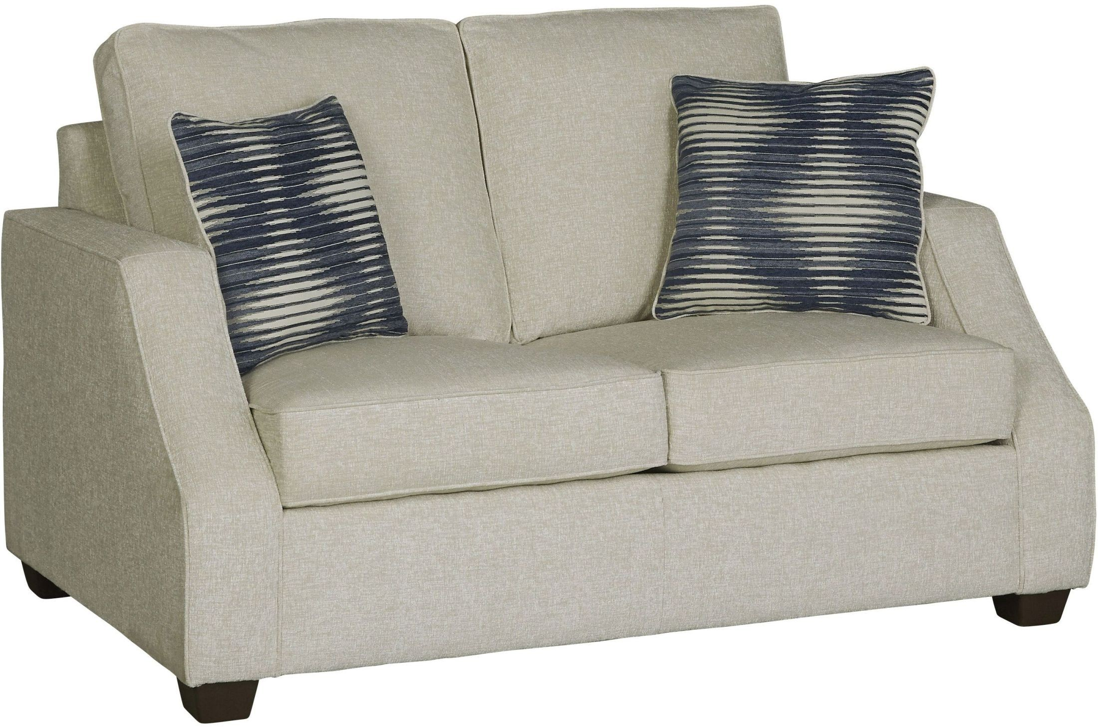 Hadley Ivory Loveseat From Progressive Furniture Coleman Furniture