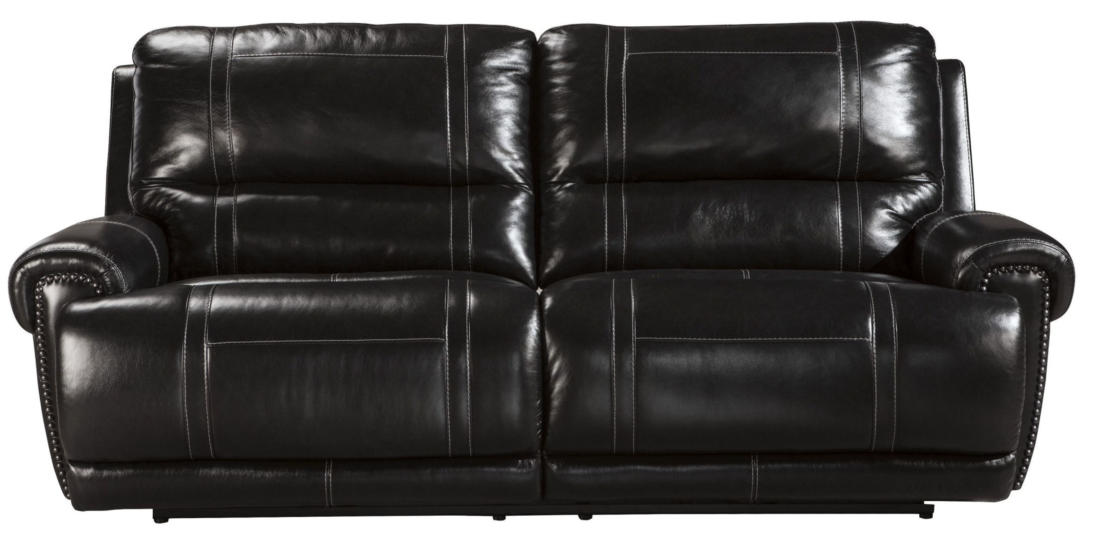 Paron Antique 2 Seat Reclining Sofa from Ashley U