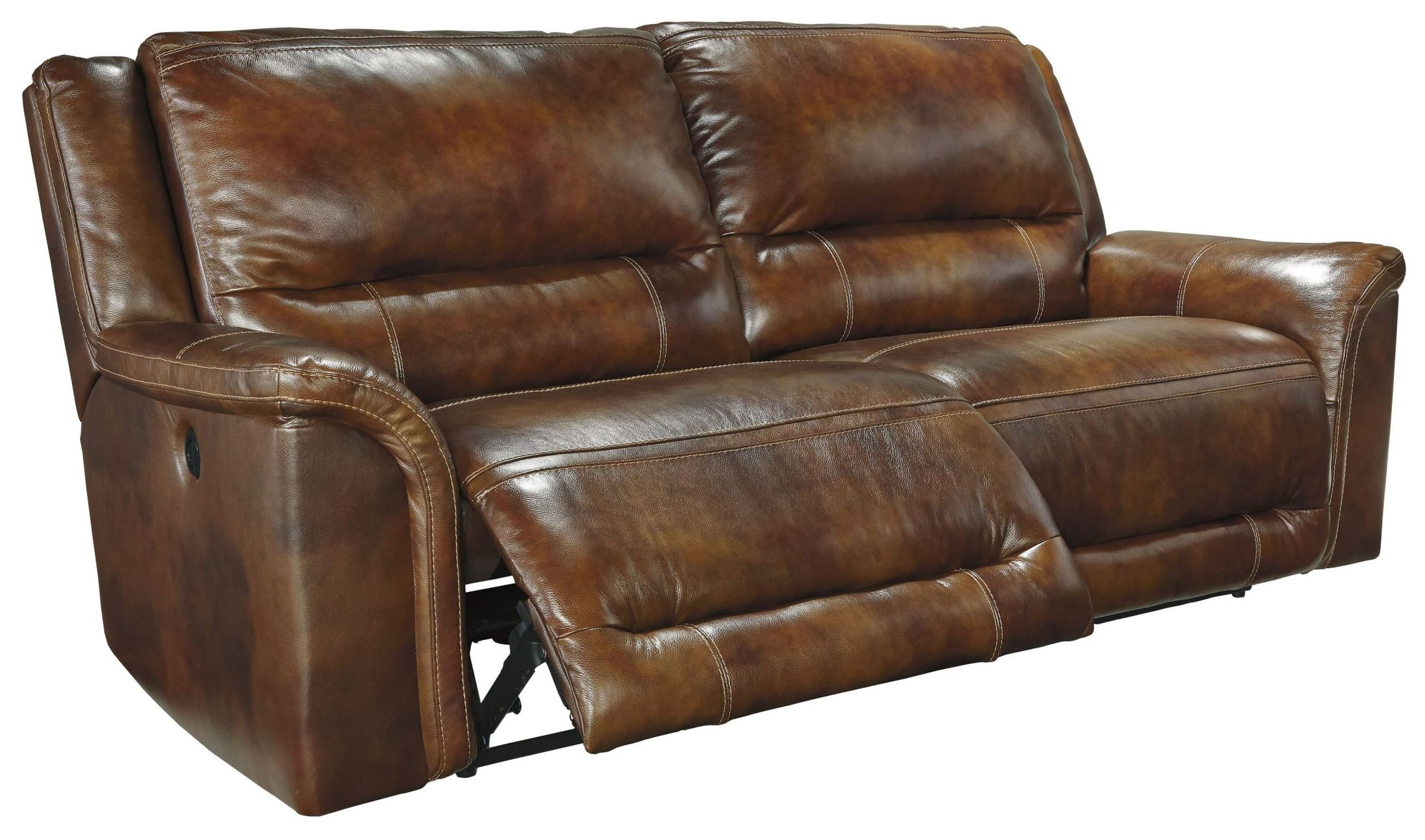 Jayron Harness 2 Seat Power Reclining Sofa From Ashley