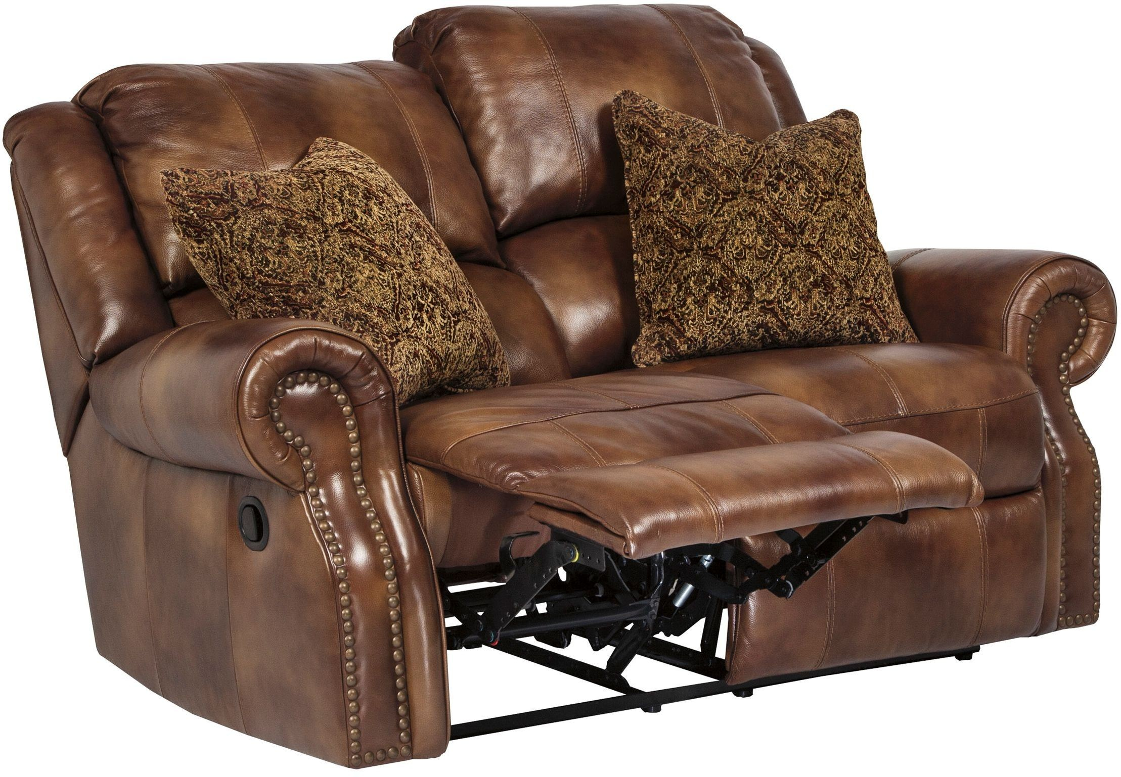 Walworth Auburn Power Reclining Loveseat From Ashley