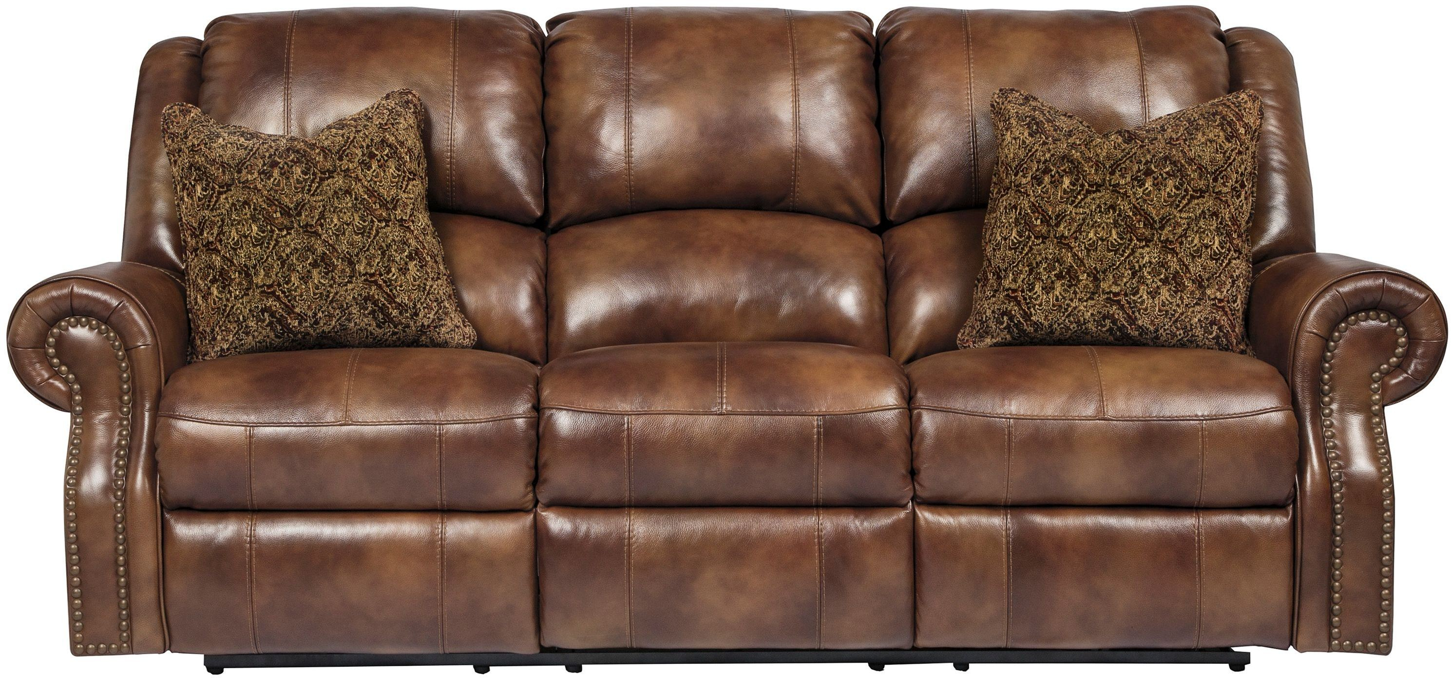 Walworth Auburn Power Reclining Sofa From Ashley (U7800187) | Coleman  Furniture
