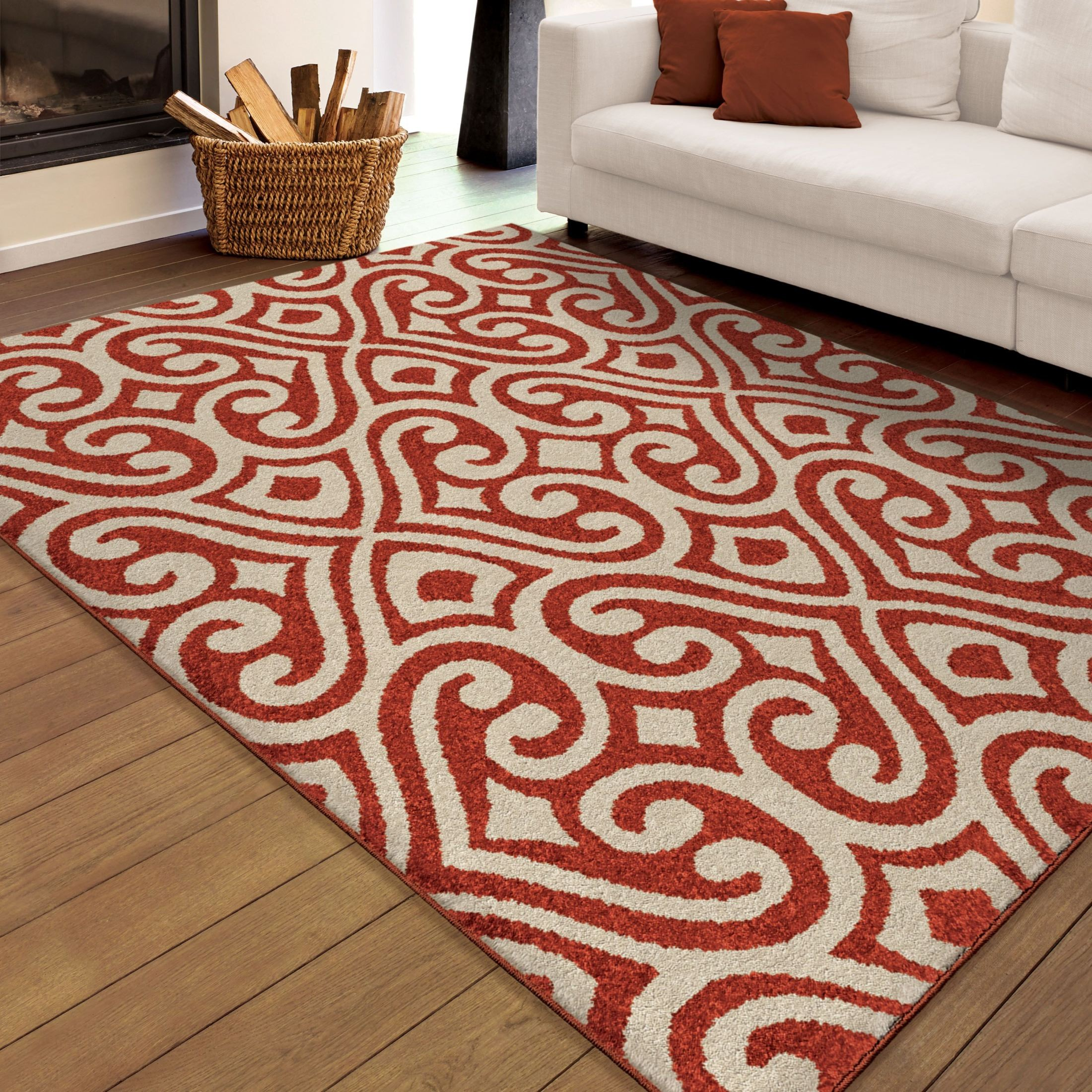 large outdoor rugs orian rugs indoor outdoor damask scroll santee area 654