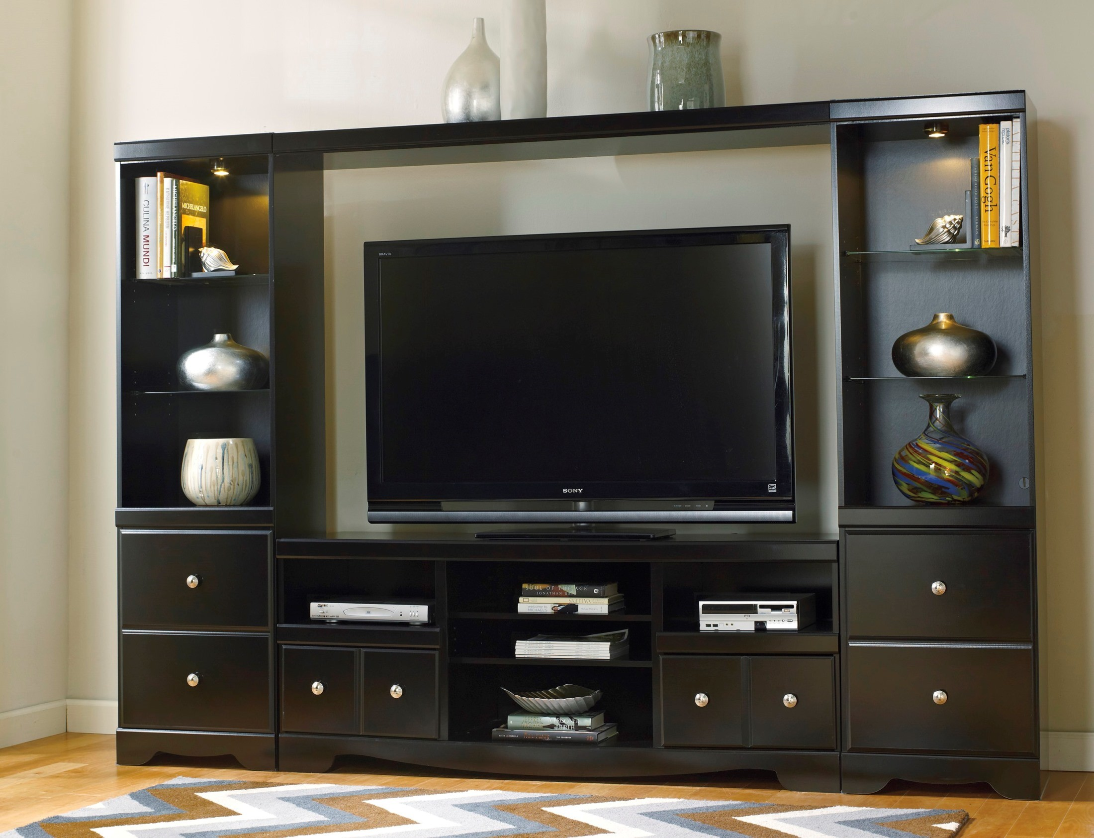 Shay LG TV Stand from Ashley (W271-68) | Coleman Furniture