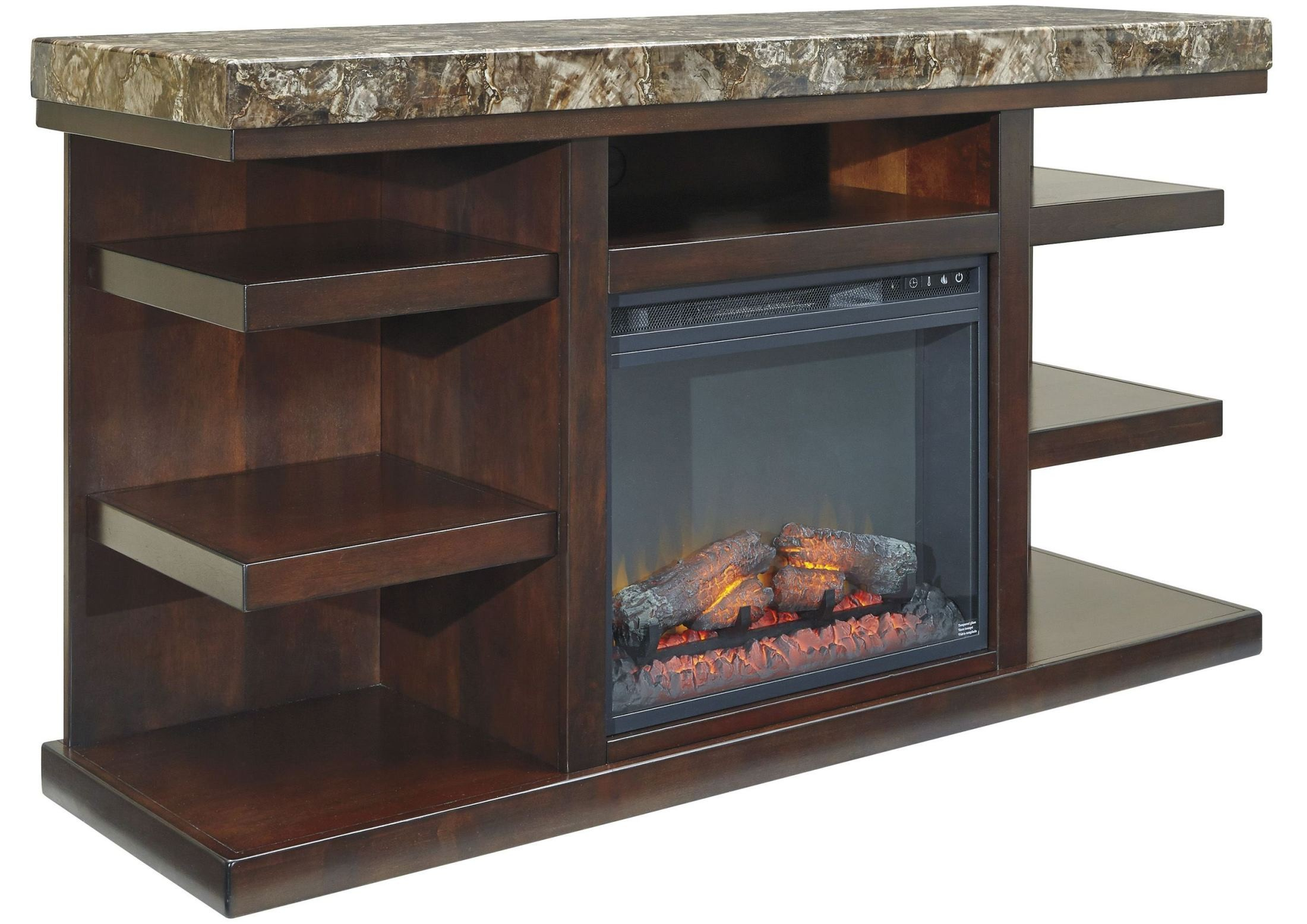 kraleene lg tv stand from ashley w687 68 coleman furniture