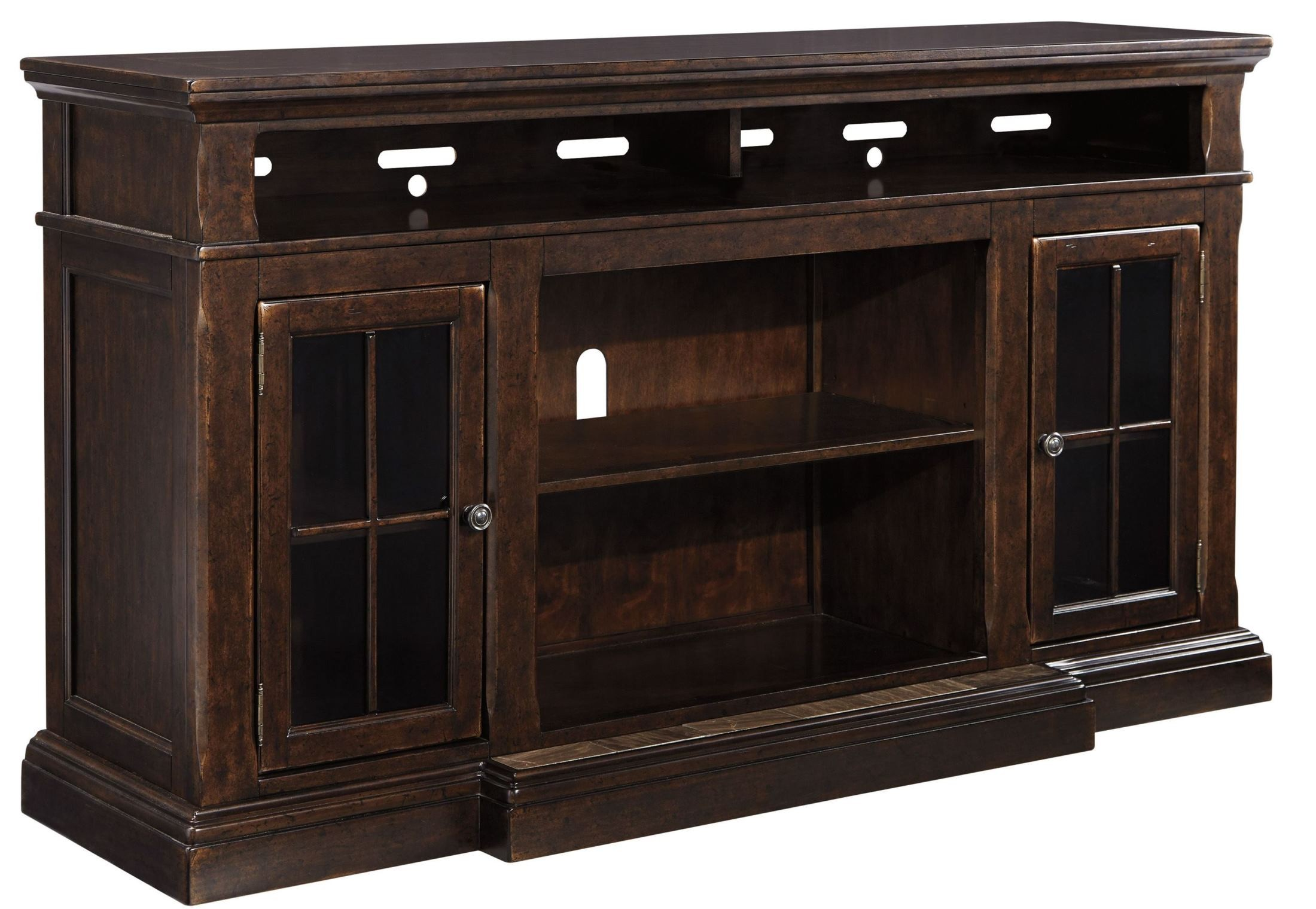 Roddinton Extra Large Tv Stand From Ashley W701 88
