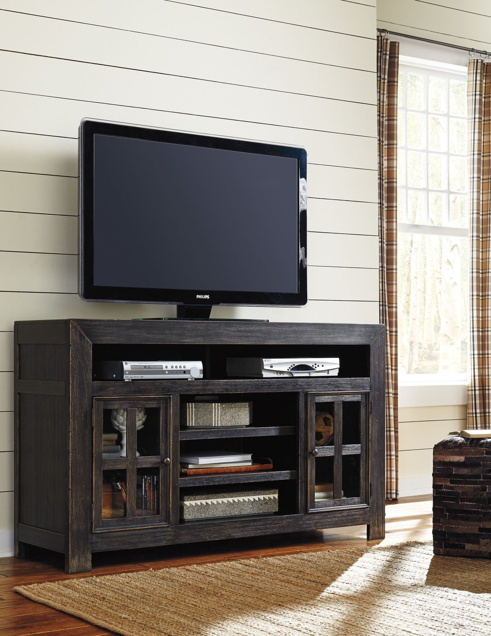 Gavelston Lg Tv Stand From Ashley W732 38 Coleman Furniture