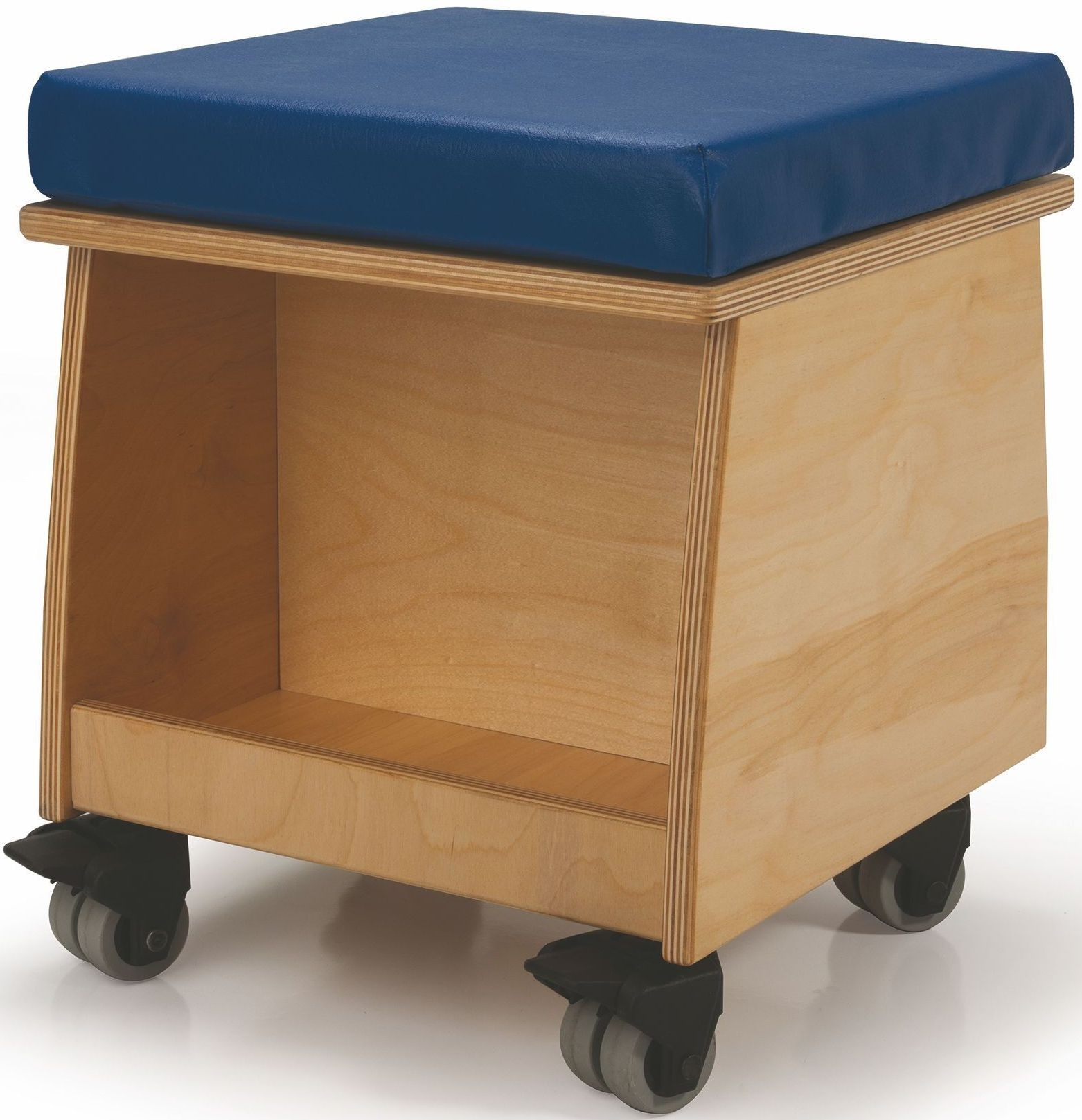 Rolling Teacher Stool From Whitney Brothers Coleman