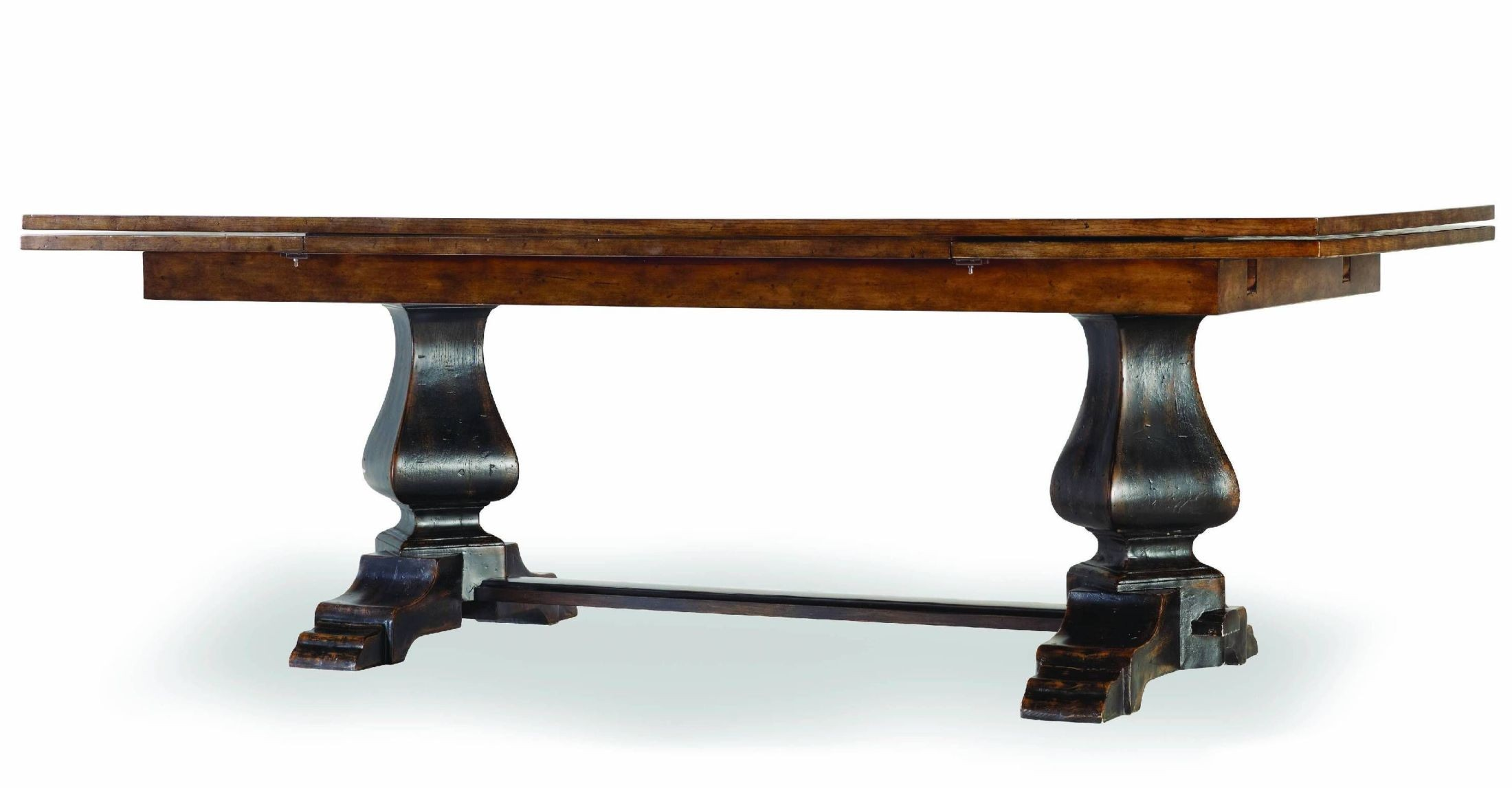 Sanctuary Ebony and Driftwood Extendable Dining Table from  : wys8svqjxjulhhn4rgtm from colemanfurniture.com size 2200 x 1146 jpeg 175kB