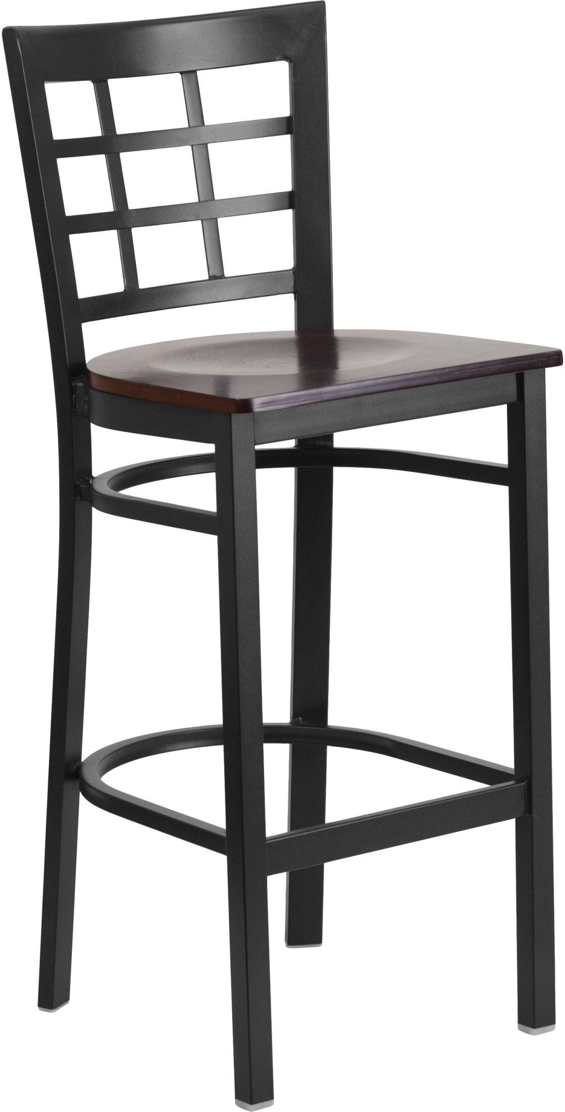 HERCULES Series Black Window Back Walnut Wood Seat  : xu dg6r7bwin bar walw gg from colemanfurniture.com size 1119 x 2200 jpeg 189kB