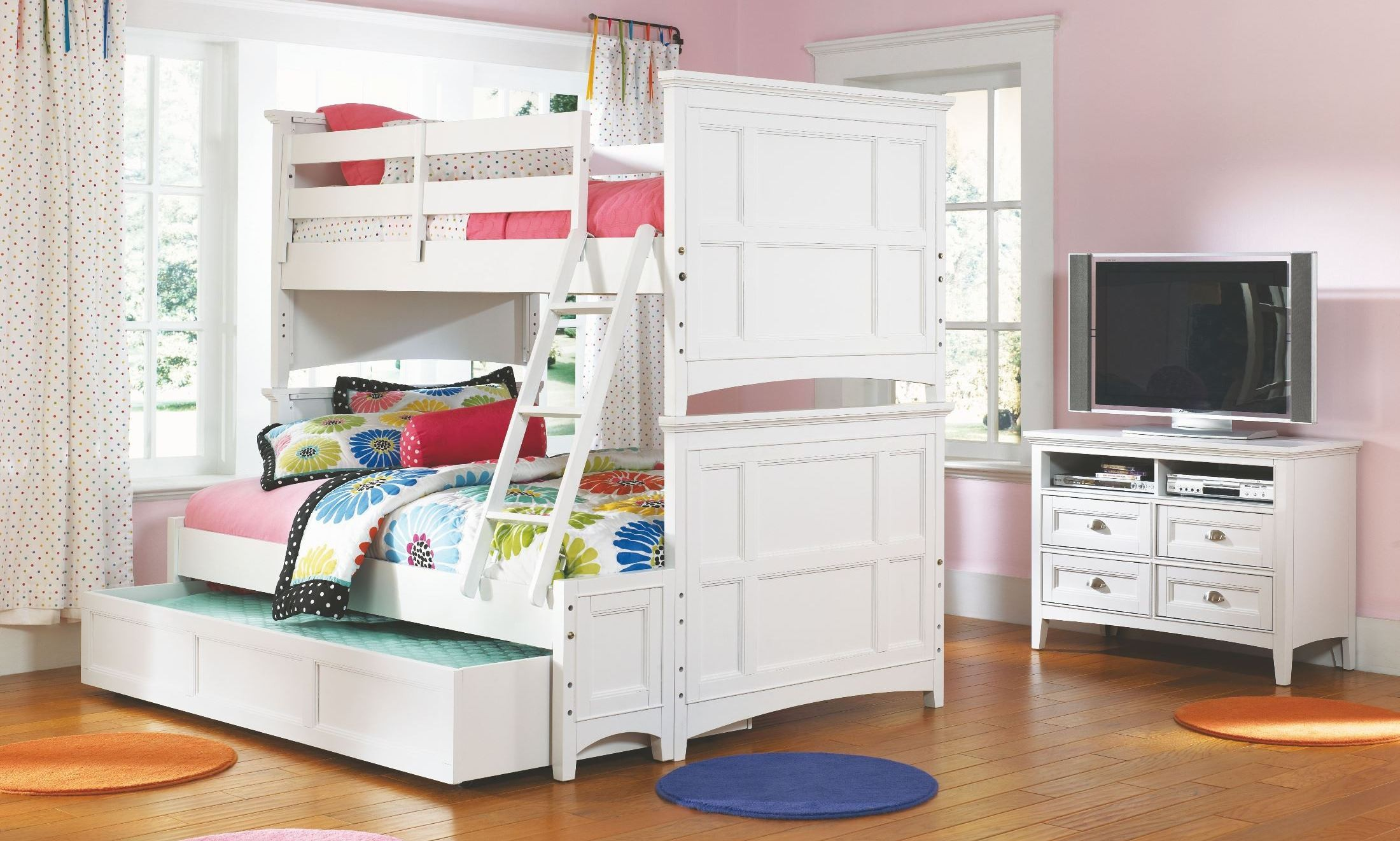 Kenley Bunk Bedroom Set From Magnussen Home