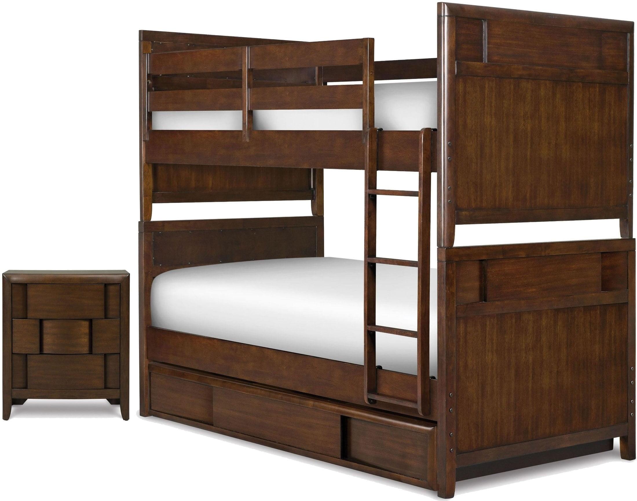 Twilight Bunk Bedroom Set From Magnussen Home