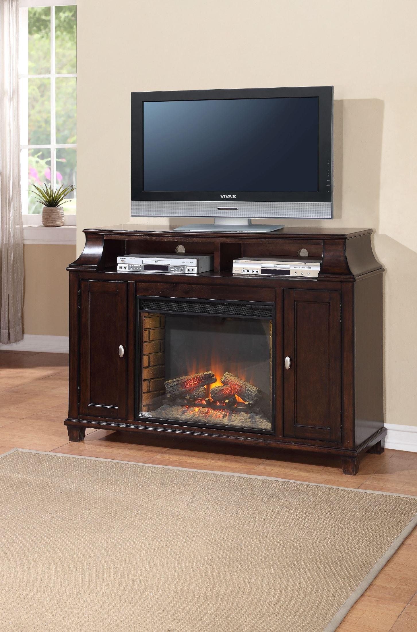 manchester rustic black fireplace media center from legends zman 1900 coleman furniture. Black Bedroom Furniture Sets. Home Design Ideas