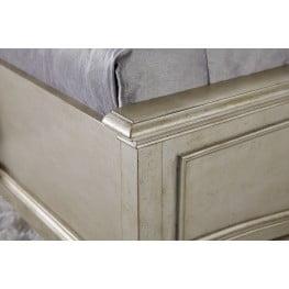 Starlite Silver King Storage Panel Bed Starlite Silver King Storage Panel  Bed