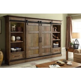 Barn Door Entertainment Centers Coleman Furniture