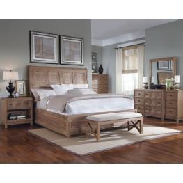 Ventura Platform Sleigh Bedroom Set
