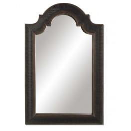 Ribbed Arch Antique Mirror