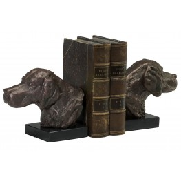 Hound Dog Bookends Set of 2