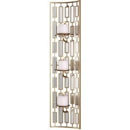 Loire Mirrored Wall Sconce