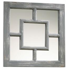 Ashbury Center Square Mirror