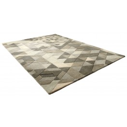 Facets Small Rug