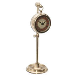 Pocket Watch Brass Thuret
