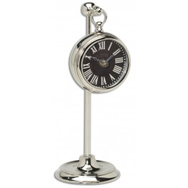 Pocket Watch Nickel Marchant Black