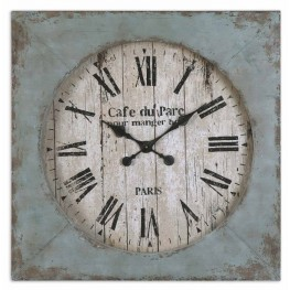 Paron Square Wall Clock