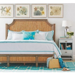 Coastal Living Resort Deck Water Meadow Bedroom Set With Tranquility Isle Nightstand