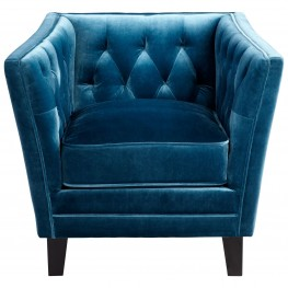 Prince Valiant Blue Chair